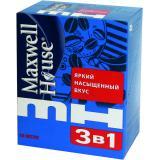 КОФЕ ЯКОБС МАКСВЕЛЛ  ХАУЗ 3В1 18Г*10ШТ*12