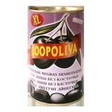 МАСЛИНЫ COOPOLIVA 350Г*24 Б/К Ж/Б