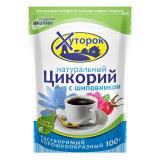 Цикорий  Хуторок 100Г*12 М/У ЗИП с шиповником * * *