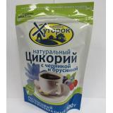 Цикорий  Хуторок 100Г*12 М/У ЗИП с черникой и брусникой * *