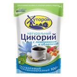 Цикорий  Хуторок 100Г*12 М/У ЗИП с лимонником и облепихой * *