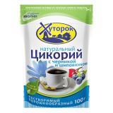 Цикорий  Хуторок 100Г*12 М/У ЗИП с черникой и шиповником * *