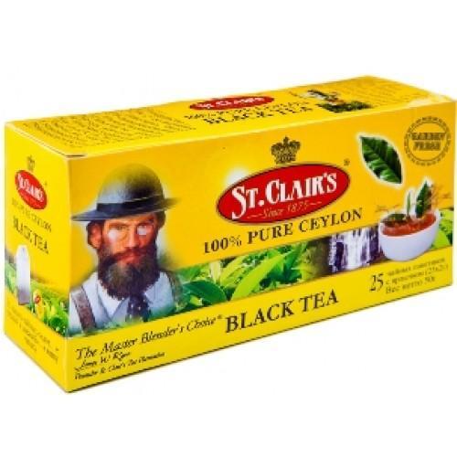 Купить чай st.clair s